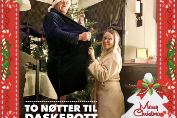 Med ønsker om en fin jul til alle