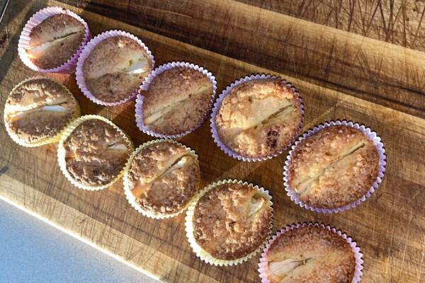 Muffinsene selv EG klarer å bake!