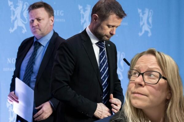 Kjære Bent Høie og Espen Nakstad