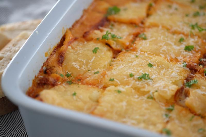 Mammas lasagne