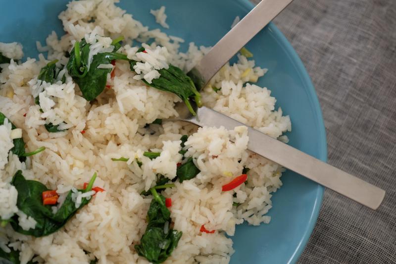 Kokkens asiatiske ris