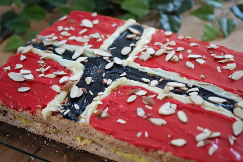Hipp hipp hurra – kake og dessert til 17.mai