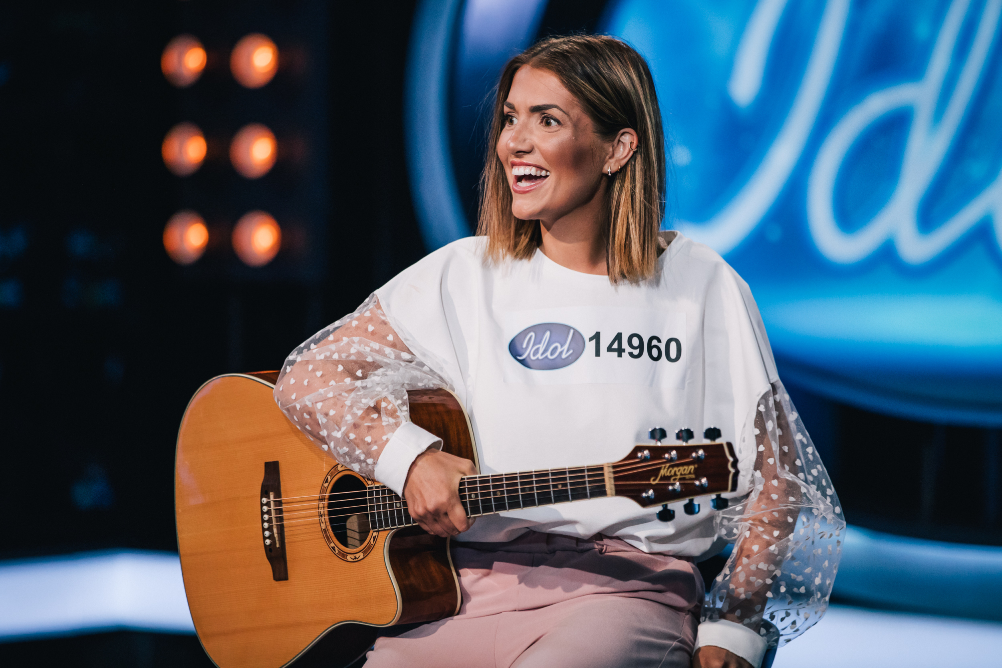 Idol 2018 - audition i Oslo - deltaker nr. 14960, Iselin Guttormsen.