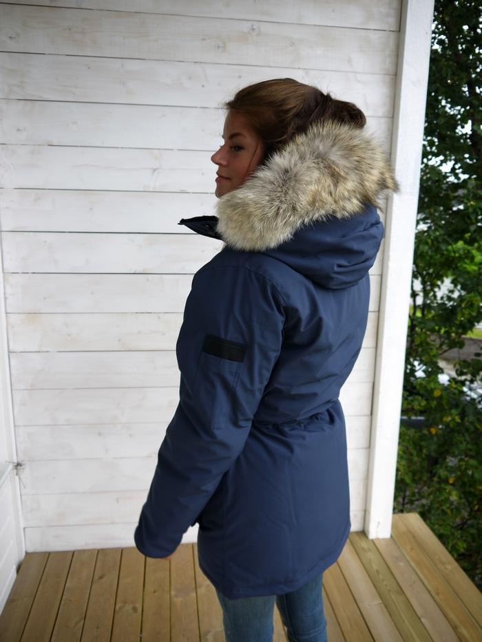 Tuva Willassen – Nytt designom jakken min