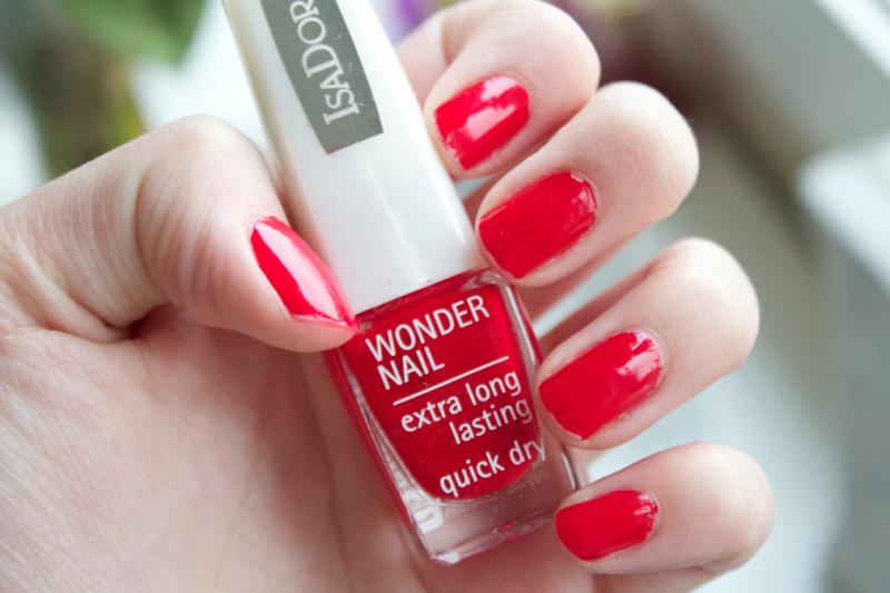 isadora summer red