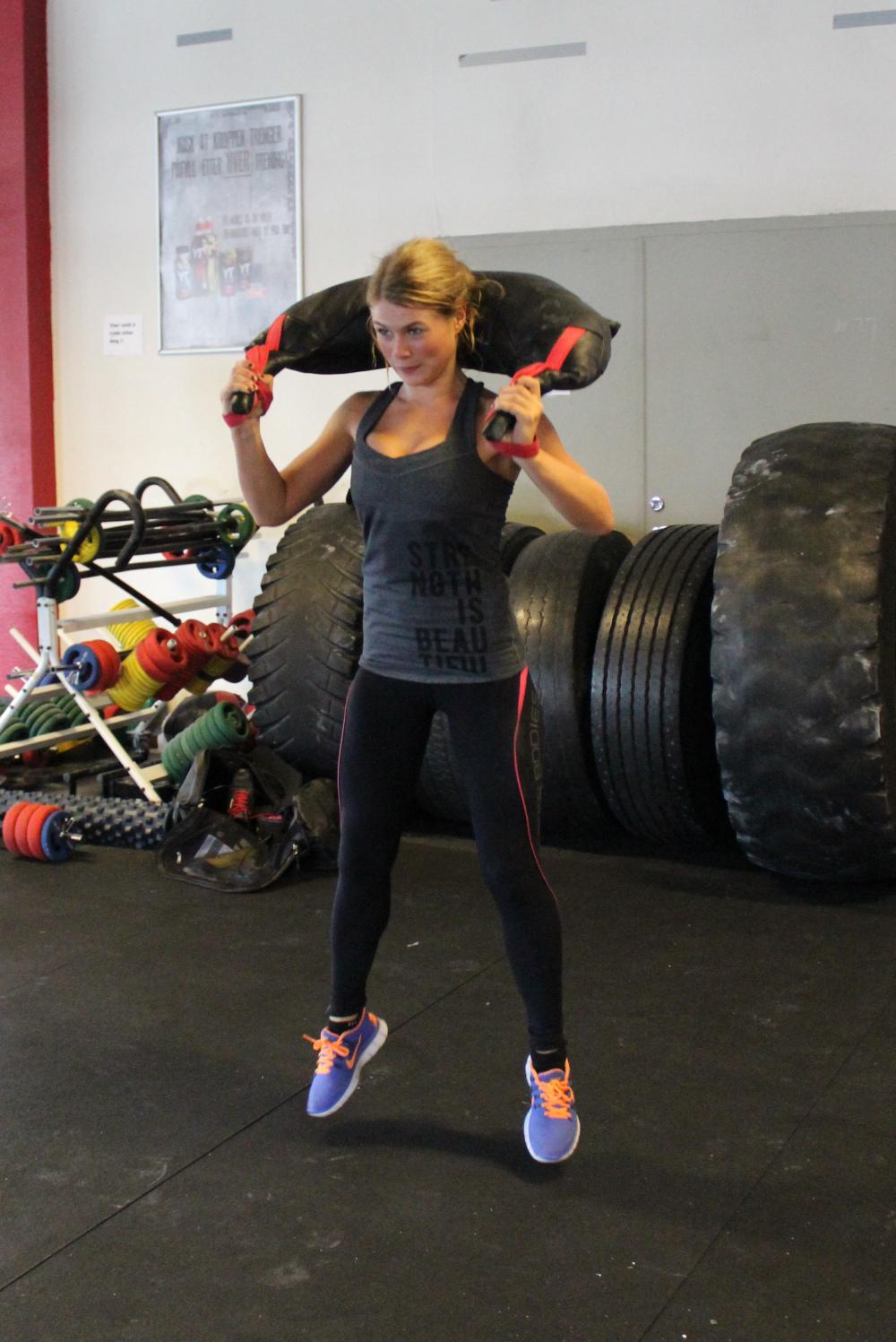 Fitnessnora – Maxpuls, crossfit og kveldsmat
