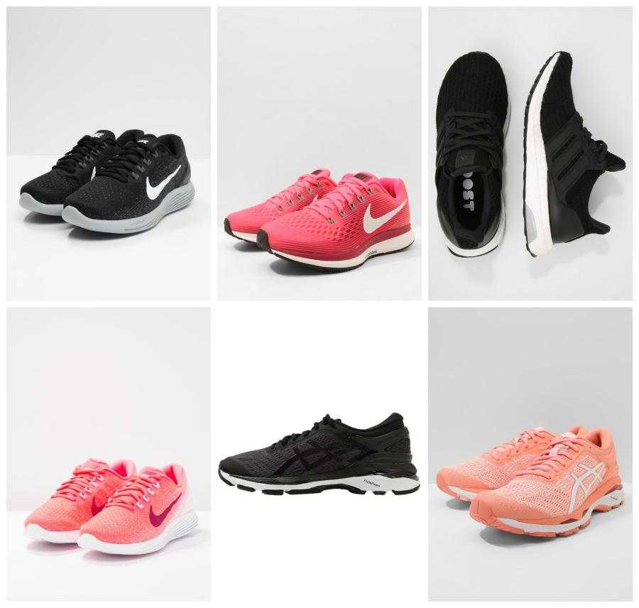 Skoguide ulike sko til ulik trening