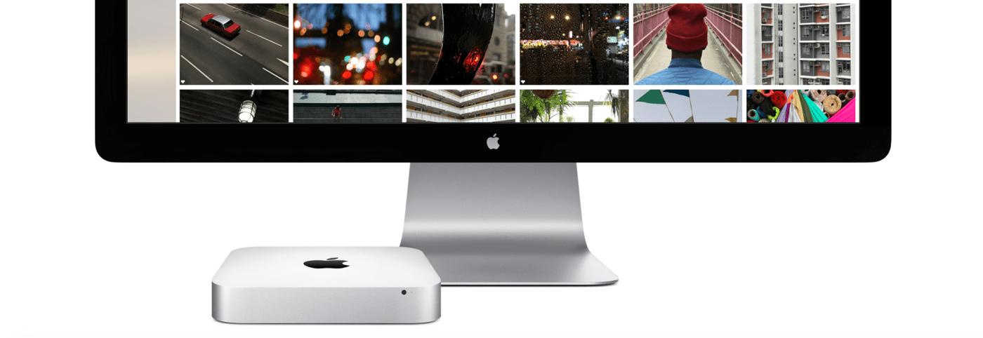 kanne jeg feste opp meg Mac mini å meg iMac hva du skal gjøre når din beste venn er dating din knuse