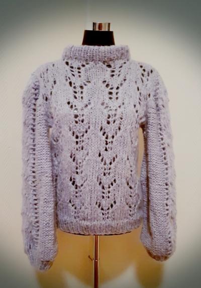 c79e8776 ... kode 5835 fra silk mohair. Jeg har strikket denne i en størrelse large  og min strikkefasthet stemmer overens med oppskrift i denne varianten. Er  du i ...