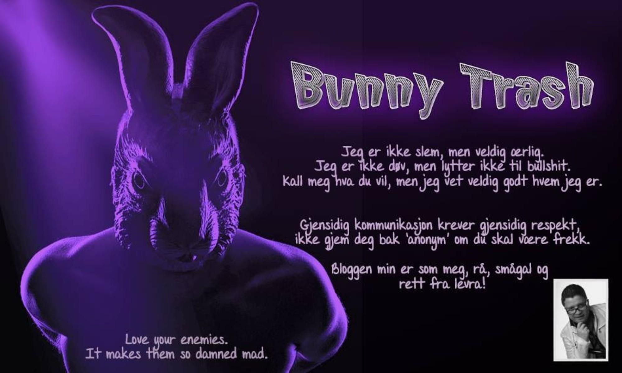 bunnytrash