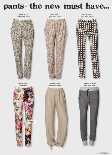 SY DET SELV – Lyst å sy deg bukse?