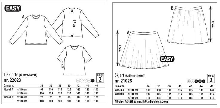 SY DET SELV – Fremgangsmåte for skjorte med glidelås