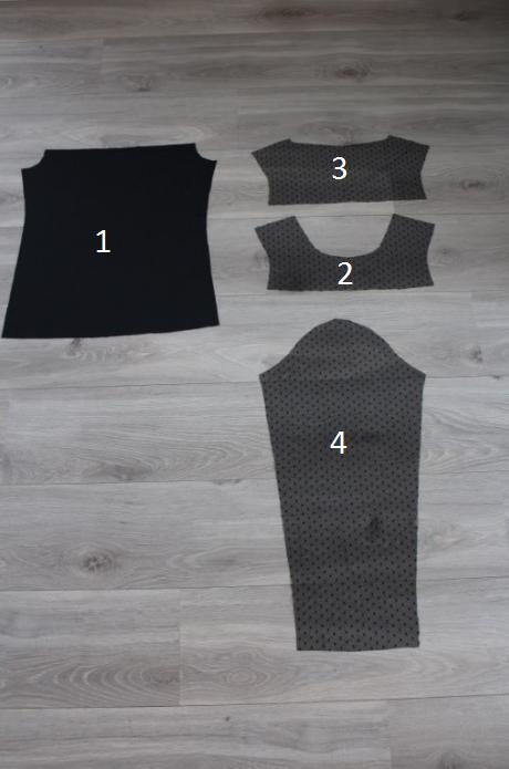 SY DET SELV – Fremgangsmåte for genser