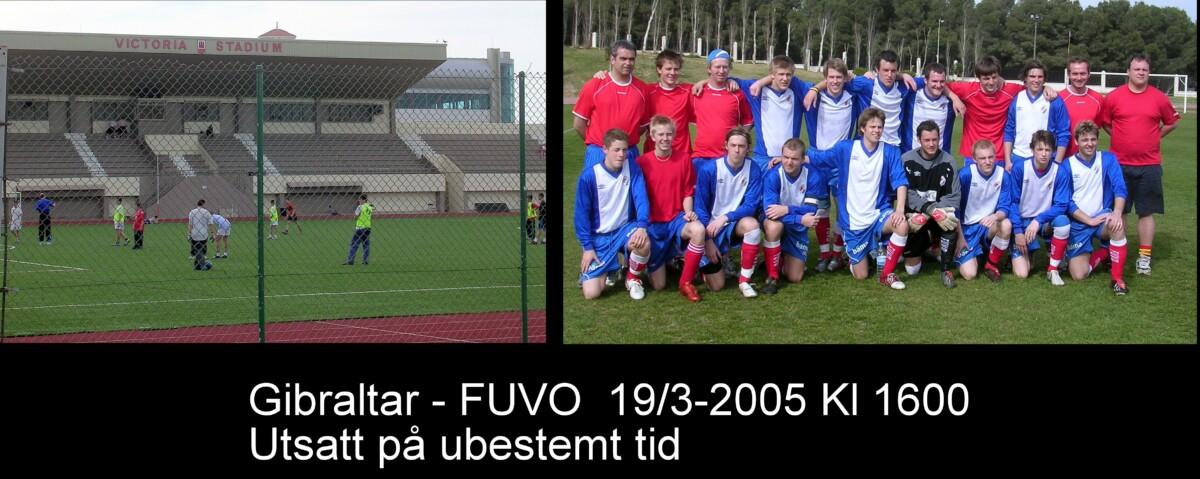 Gibralter - FUVO