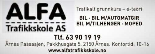 Alfa-trafikkskole
