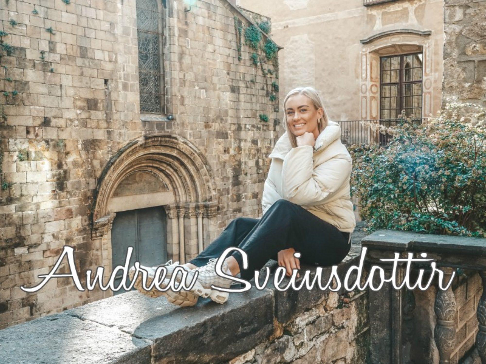 Andrea Sveinsdottir