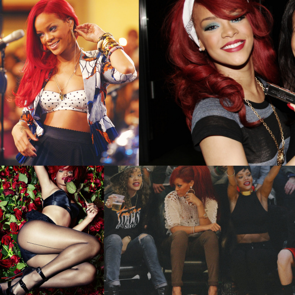 That rihanna reign just won`t let up