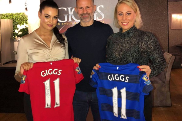 Giggs in Norway and draw in Sheffield