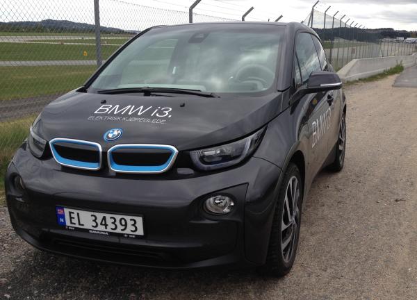 Test: BMW i3, 2014 Biltester