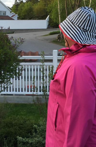 34fe30f4 I dag skal jeg faktisk dele ut en herlig, rosa regnfrakk fra Blæst til en  av dere som leser bloggen min! Takk til Blæst som har gitt denne flotte  gaven!