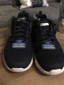 6a39724e Modellen heter Memory Foam – Air Cooled. Skoene er fantastisk gode!! De  sitter utrolig godt på føttene mine, og det føles nesten som om jeg går på  skyer.
