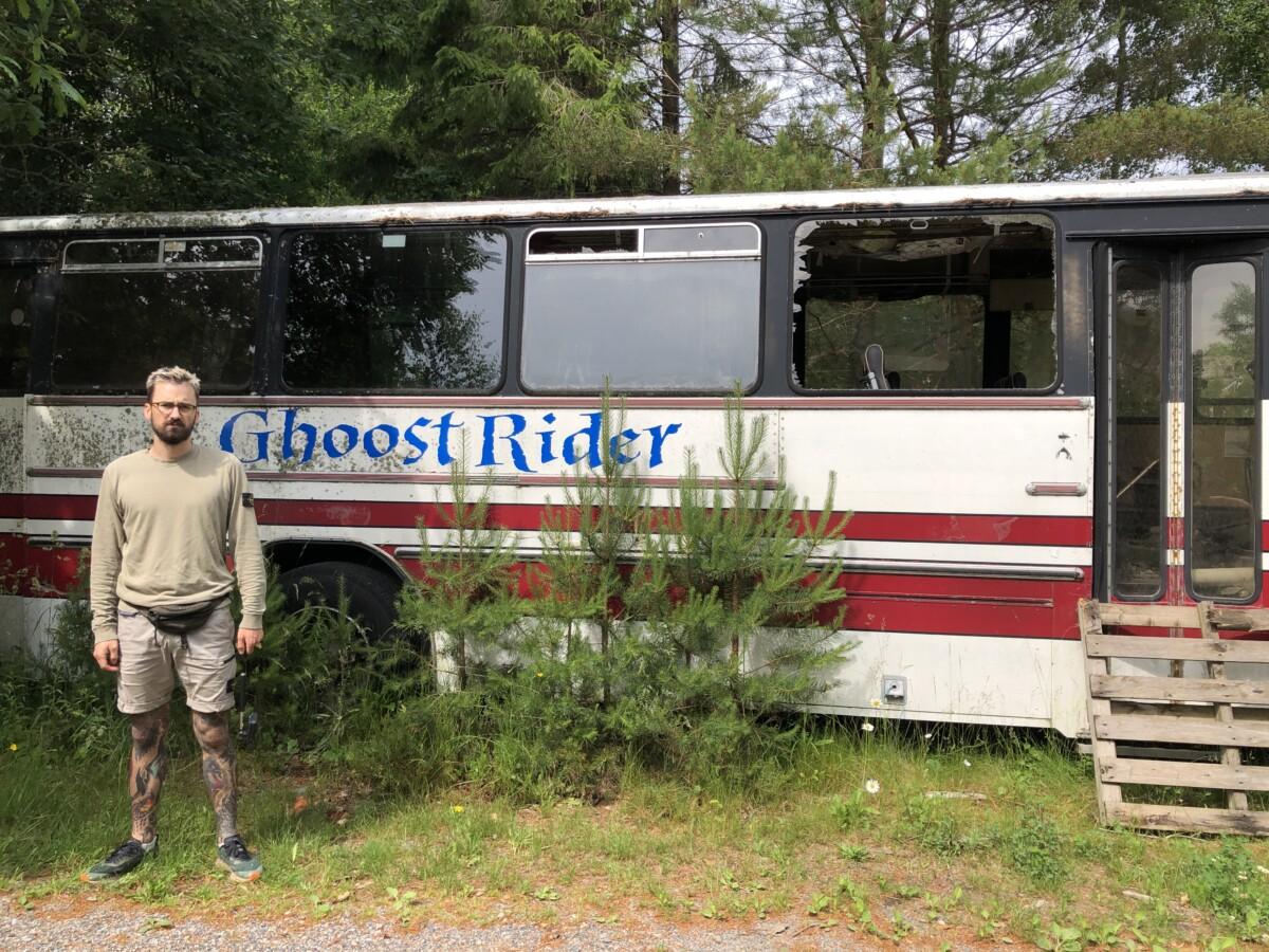 ghoost rider kristiansand kong halvor