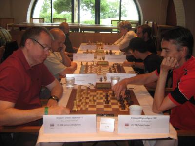 joasol – Xtracon Chess Open:Gode norske prestasjoner