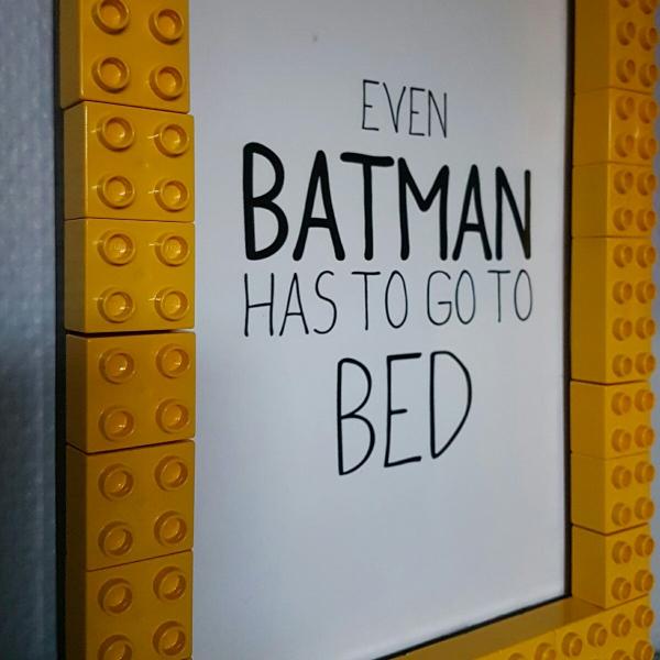 Gjør Batman hekte med undring kvinne