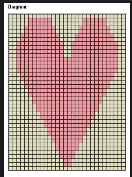 Genser med hjerte – StrikkeogHekleLise