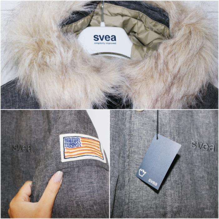 Svea jakke uekte pels | forkjøpsrett | hedwigcarlsen