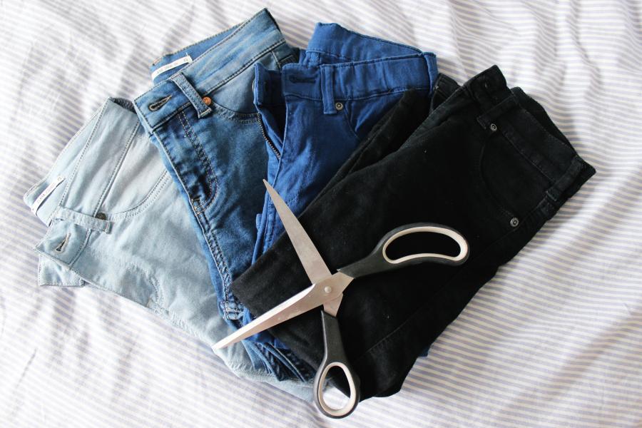 Bukse Derfor bør du klippe av buksene dine