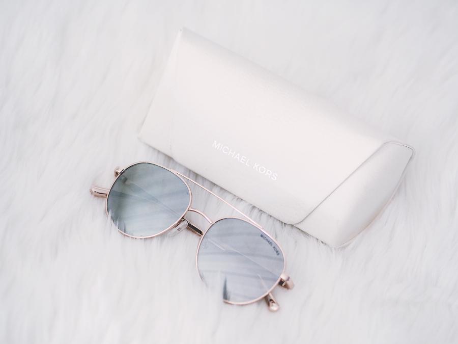 c38e29bd Michael Kors solbriller kjøpt i New York. Jeg er faktisk ikke noe glad i  dette merke, men jeg falt for utseendet så da ble det dem.