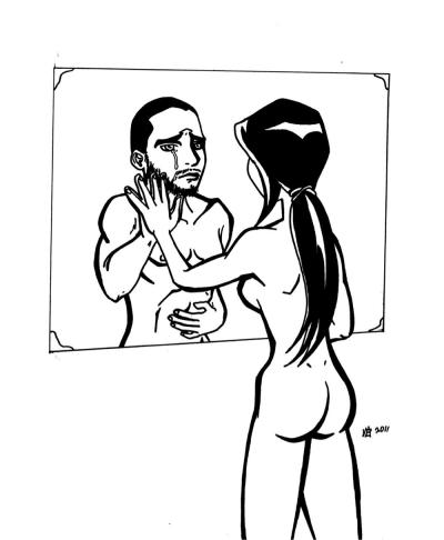 Lesbisk BDSM sex