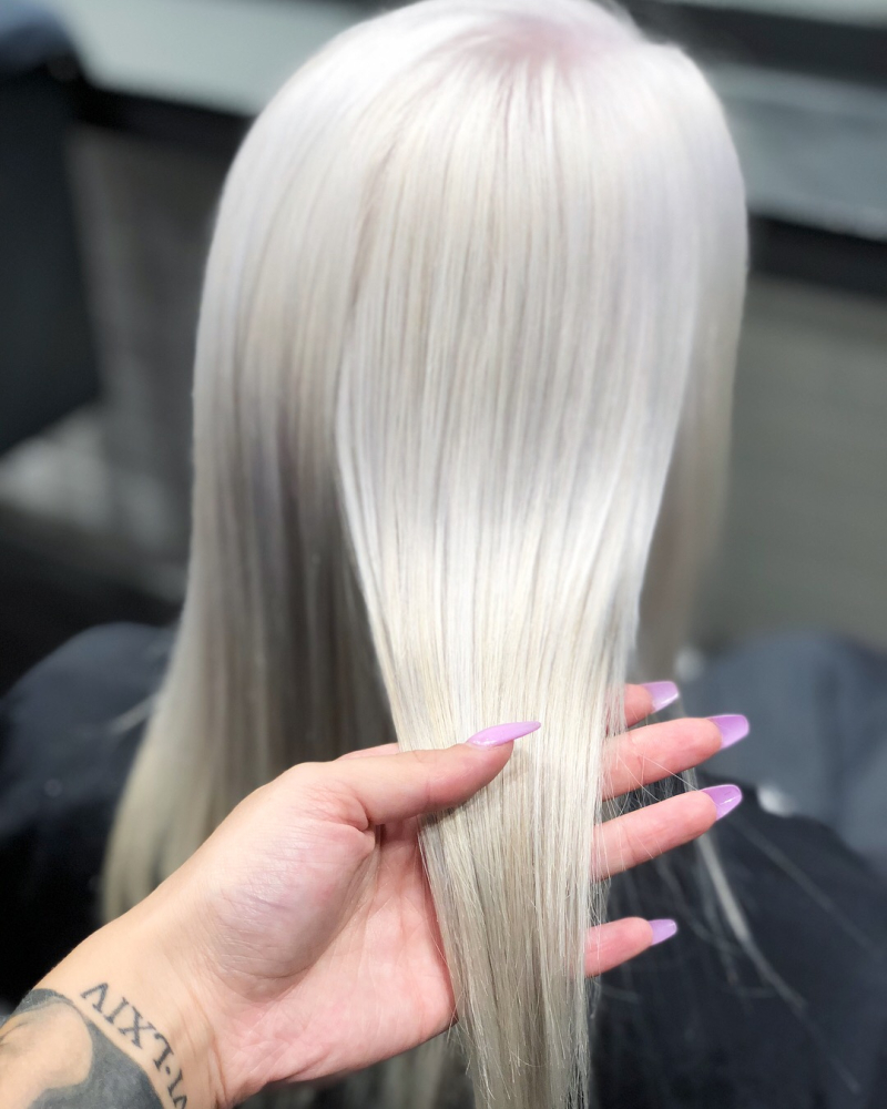 hvordan få kald blondfarge hjemme | sophieelise | Bloglovin'