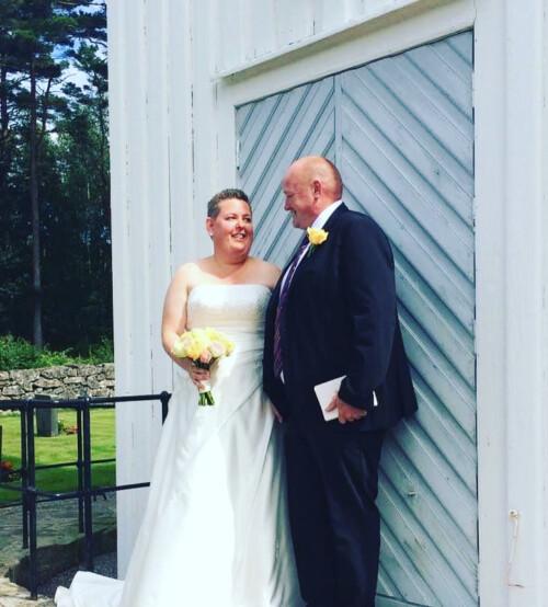 Bryllupet 23.07.2016