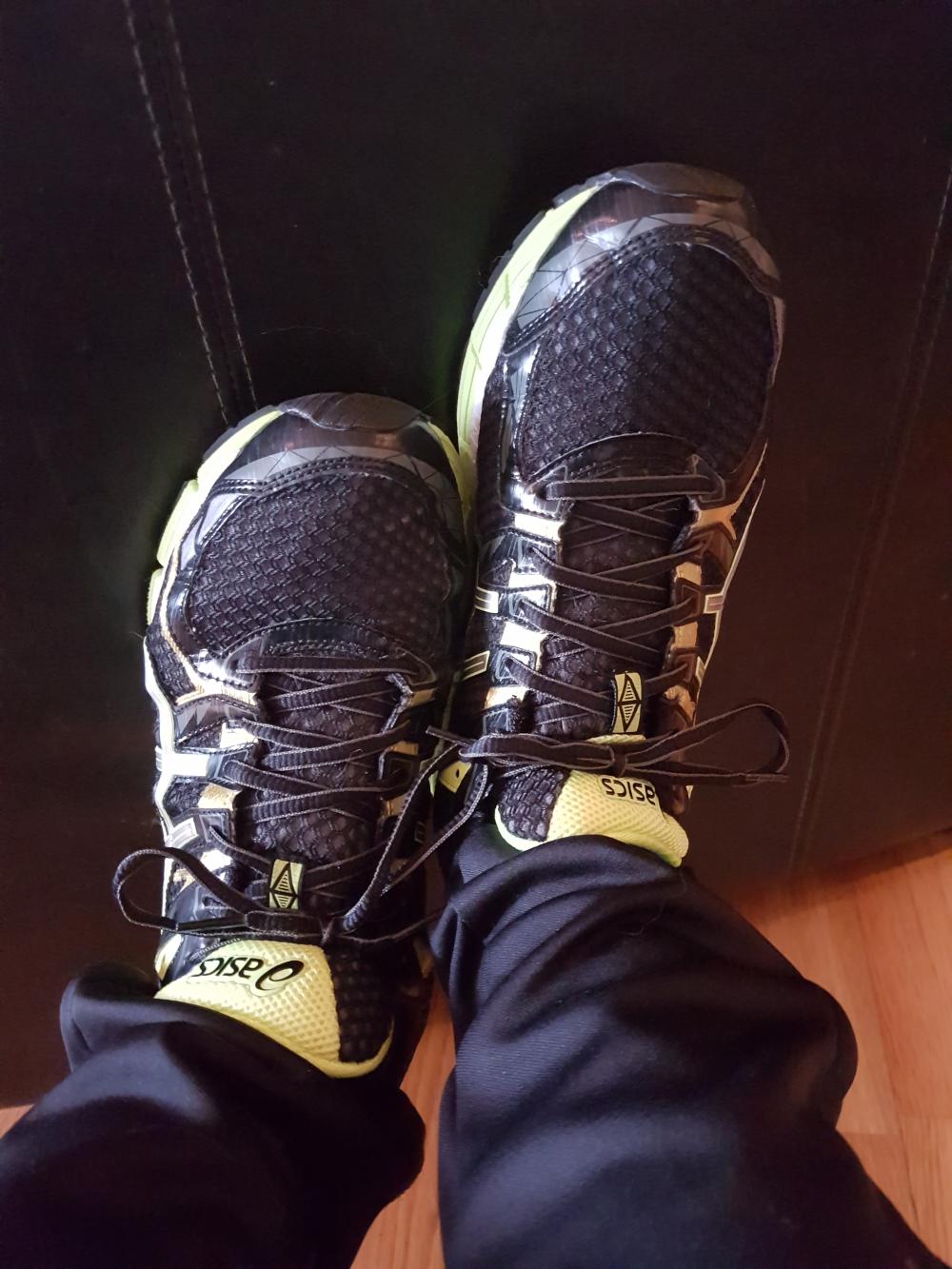 To kilometer løping. En oppskrift på å unngå å dø