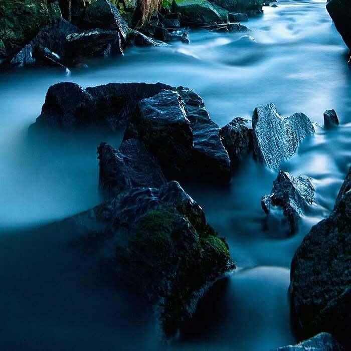 Der elven sakte renner