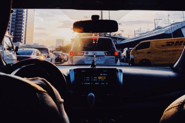 Stressbulking og idioter i trafikken!
