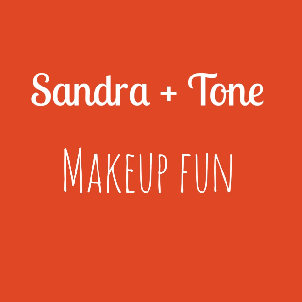 video:Sandra + Tone // Makeup Fun