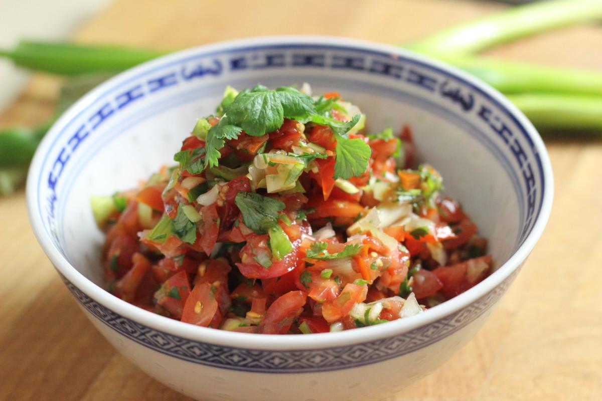 salsa taco enkel fredagstaco helg