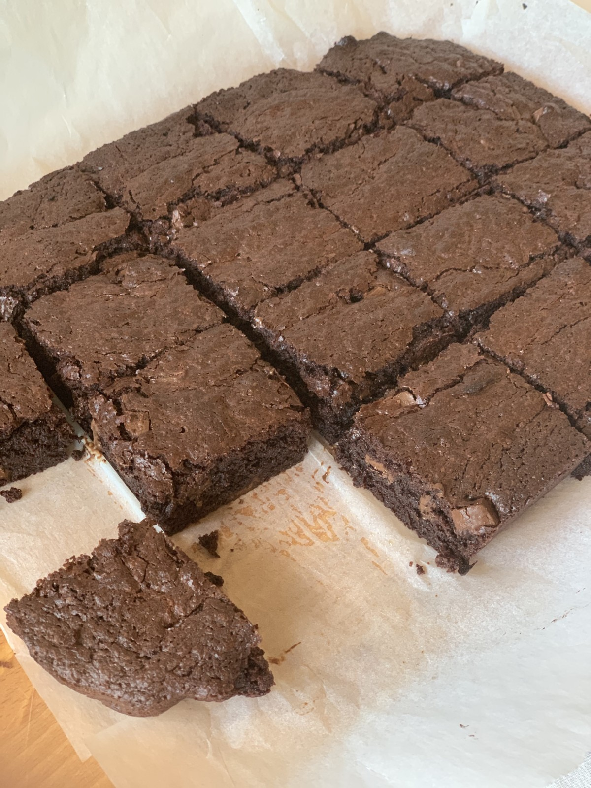 oppskrift brownies