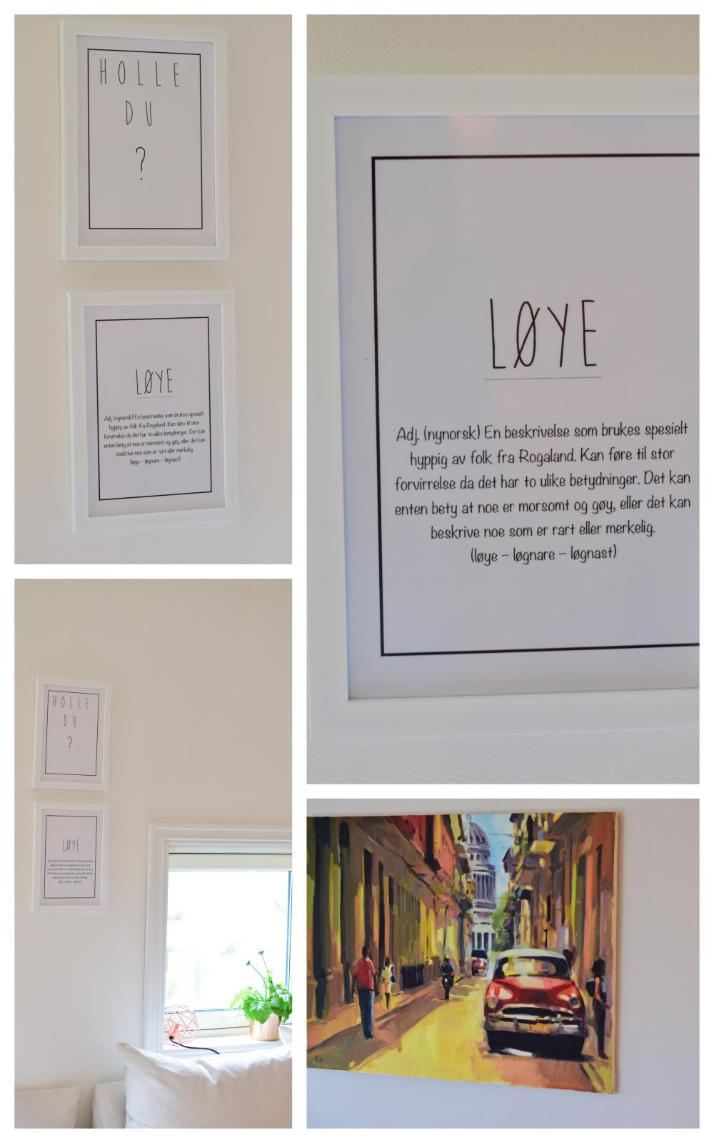 Uvanlig thalesunniva – Bilder på veggen WV-69