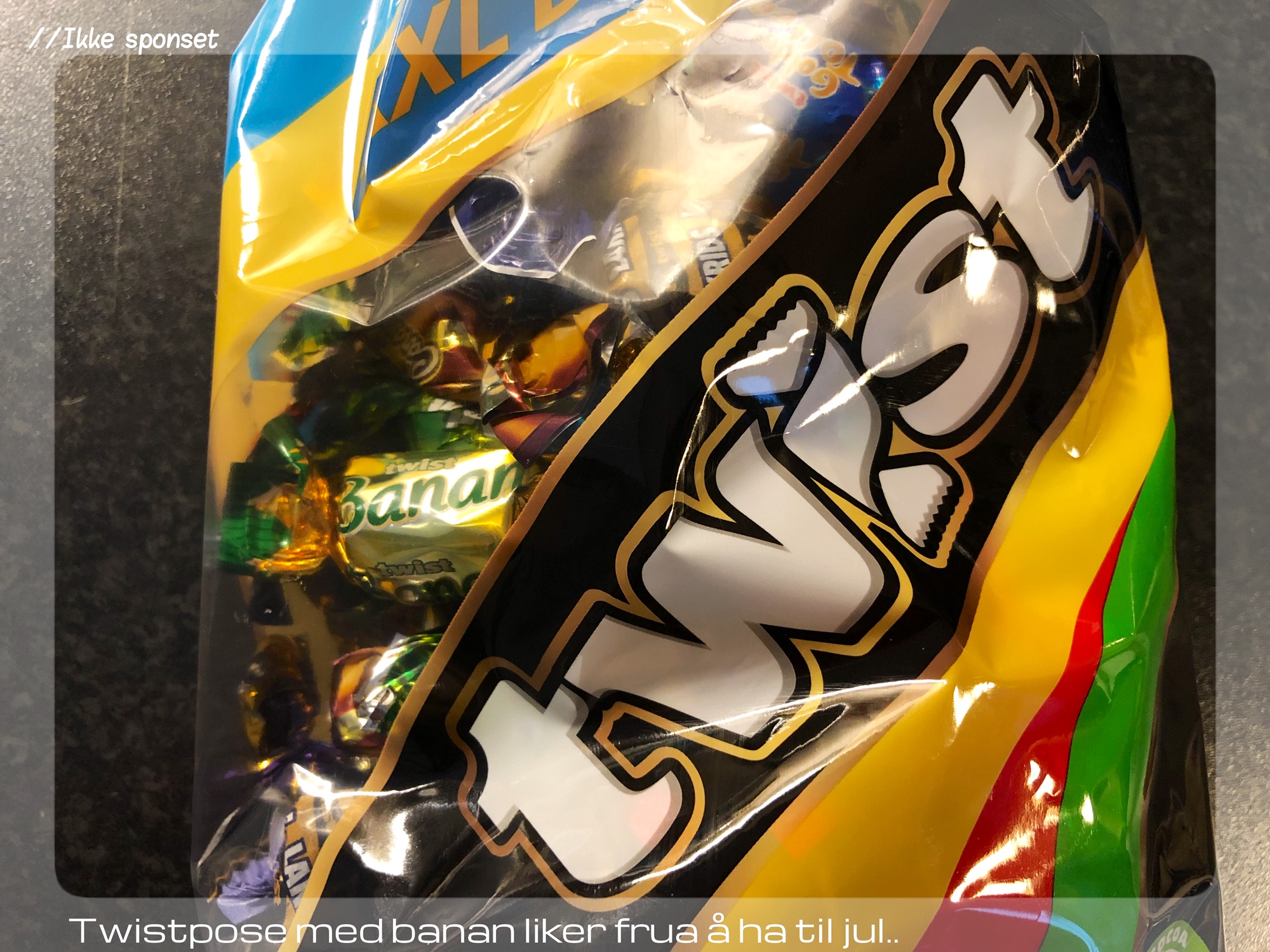 556a81be Issjokolade / Iskonfekt fra Moritz. Dette er ikke en av mine favoritter,  men når alt annet var spist opp så blei det til at en smakte litt på disse  her også ...