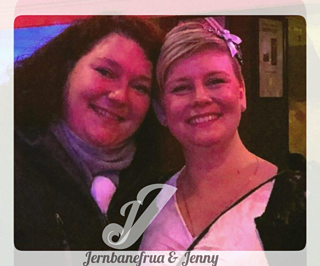 Jernbanefrua og Jenny Micko