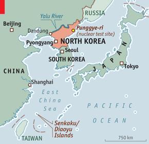 Asia Ost Side 2 Hovedsteder