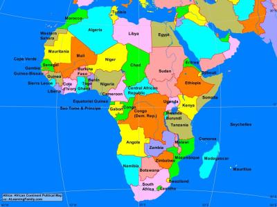 Hovedsteder India Apner 18 Nye Ambassader I Afrika