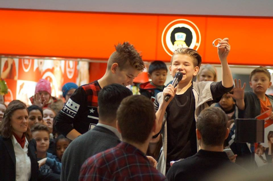 Marcus & Martinus «Like It Like It»-video sensurert av YouTube