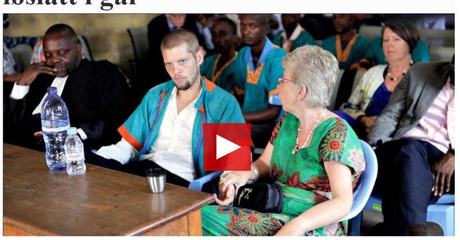 Etter åtte år i fengsel er Joshua French nå tilbake i Norge