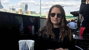 Norske Linn Ellingsen og kjærestenble vitne til London-terroren