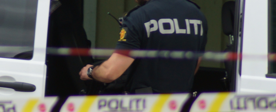 Tre menn pågrepet etter stor politiaksjon